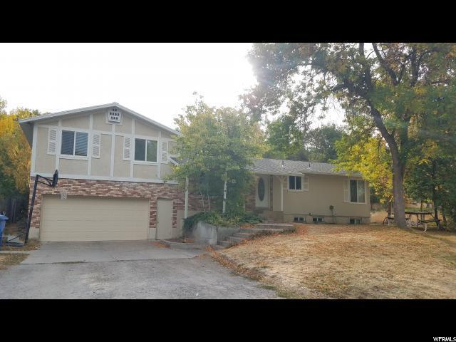 126 S 100 E, Providence, UT 84332 (#1558377) :: Big Key Real Estate