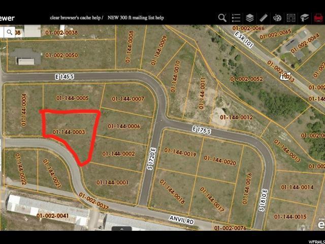 1655 E Anvil Rd, Hyrum, UT 84319 (#1558399) :: Red Sign Team