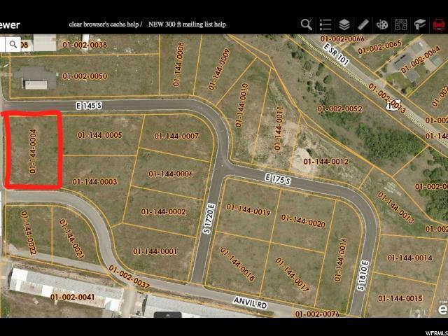 1621 E Anvil Rd, Hyrum, UT 84319 (#1558401) :: Red Sign Team