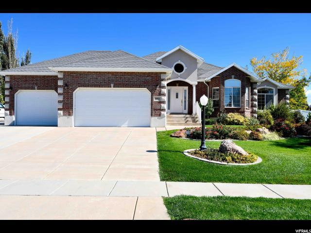 1371 S 2375 W, Syracuse, UT 84075 (#1558406) :: Bustos Real Estate | Keller Williams Utah Realtors