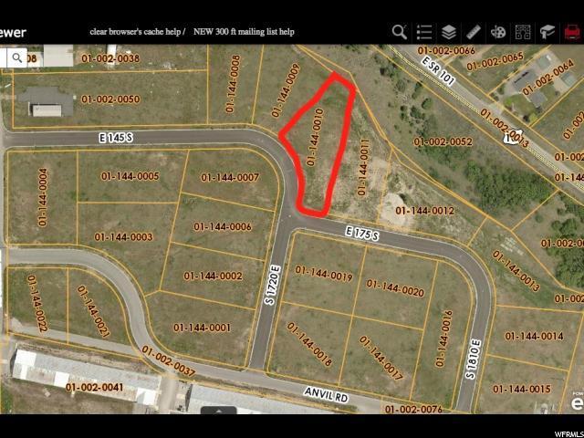 158 S 1720 E, Hyrum, UT 84319 (#1558410) :: Red Sign Team