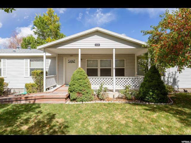 300 S 520 W, Manti, UT 84642 (#1558484) :: Big Key Real Estate