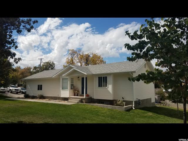 191 S 200 E, Providence, UT 84332 (#1558612) :: Big Key Real Estate
