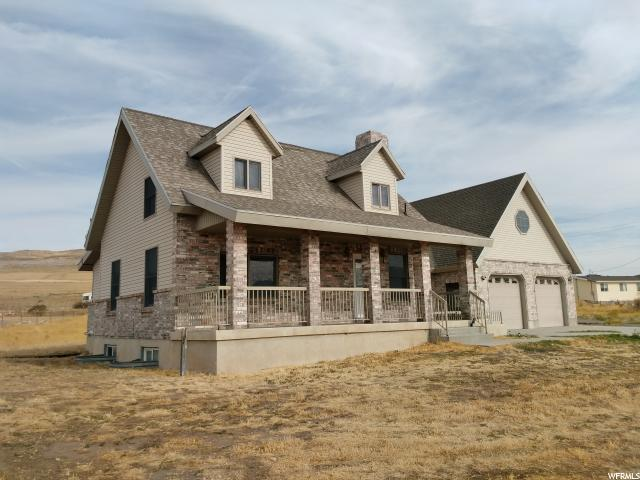 3625 1000 N, Tremonton, UT 84337 (#1558703) :: Big Key Real Estate