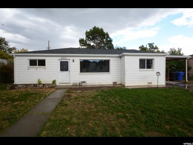 4931 S 4420 W, Kearns, UT 84118 (#1558762) :: Exit Realty Success