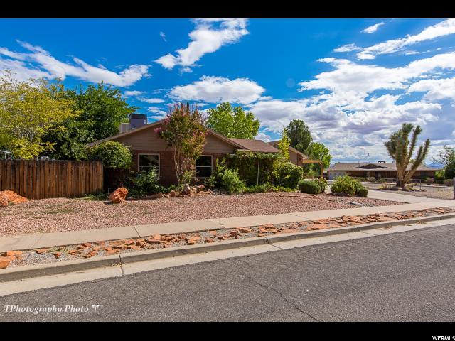 315 Calle Violeta Rd, Washington, UT 84780 (#1558793) :: The Fields Team