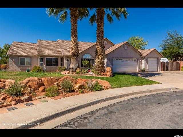 164 S 320 E, Ivins, UT 84738 (#1558843) :: Big Key Real Estate