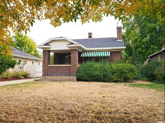 2653 S Beverly St, Salt Lake City, UT 84106 (#1558859) :: Big Key Real Estate