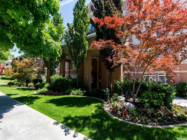 838 E South Temple #104, Salt Lake City, UT 84102 (#1558881) :: Big Key Real Estate