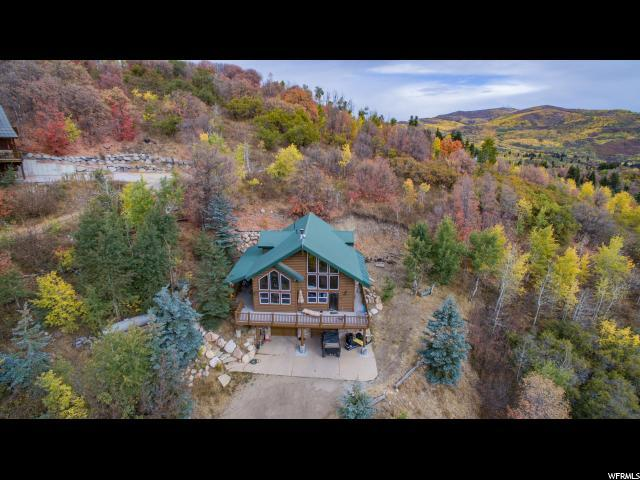 2446 E Forest Meadow Rd, Wanship, UT 84017 (#1558896) :: Big Key Real Estate