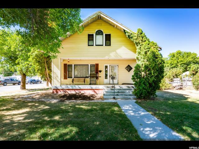 170 S 100 W, Tremonton, UT 84337 (#1558975) :: Big Key Real Estate