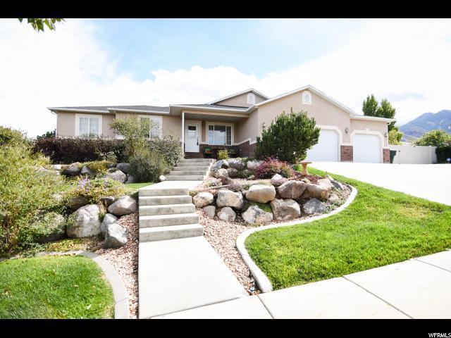 157 S Val Vista Dr E, Tooele, UT 84074 (#1558977) :: Big Key Real Estate