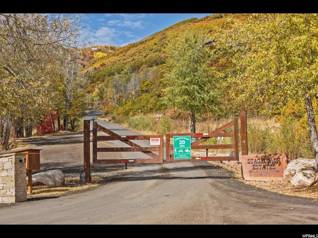 72 W Upper Cove Rd, Park City, UT 84098 (#1559046) :: Keller Williams Legacy