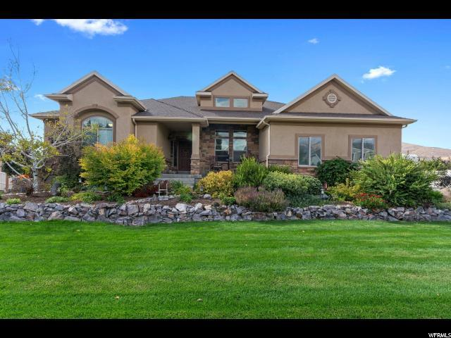 11547 N Sunset Dr, Highland, UT 84003 (#1559074) :: The Utah Homes Team with iPro Realty Network