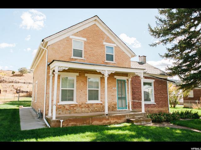 1191 S Hoytsville Rd, Hoytsville, UT 84017 (#1559097) :: Big Key Real Estate