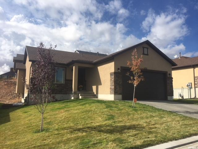 492 Slate Dr, Santaquin, UT 84655 (#1559155) :: Big Key Real Estate