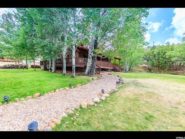 518 S Lloyd Canyon Dr, Pine Valley, UT 84781 (#1559173) :: Big Key Real Estate