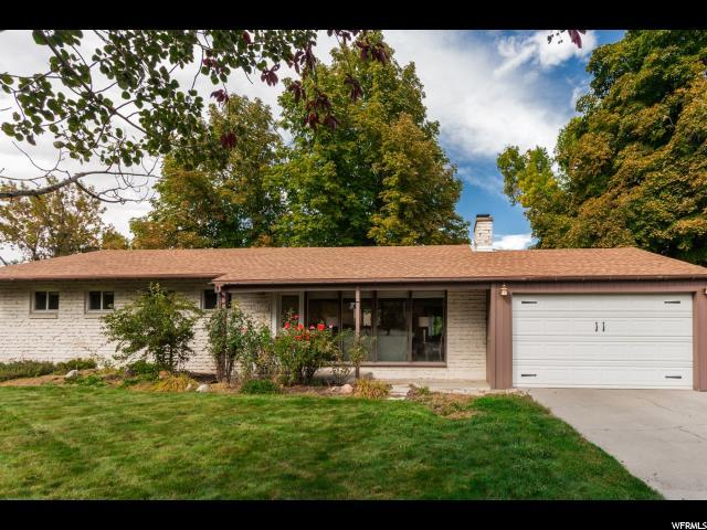 1793 E Meadowmoor Rd S, Holladay, UT 84117 (#1559186) :: Colemere Realty Associates