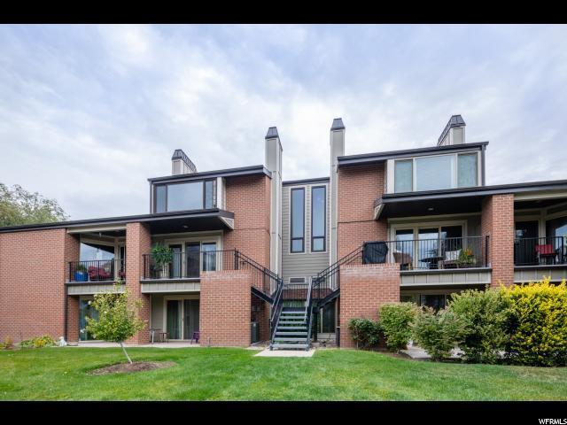 1129 E Brickyard Rd S #1706, Salt Lake City, UT 84106 (#1559230) :: Big Key Real Estate