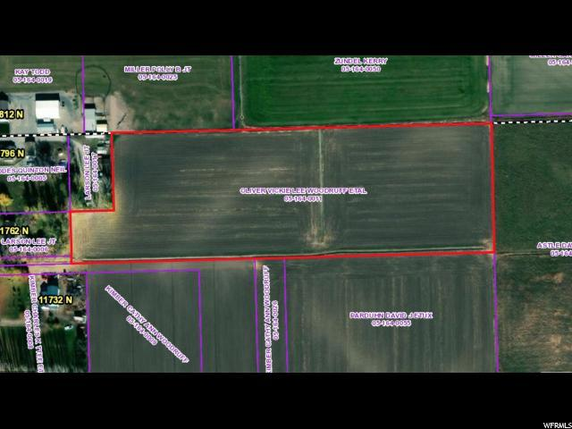 11742 N 4800 W, Tremonton, UT 84337 (#1559272) :: Big Key Real Estate