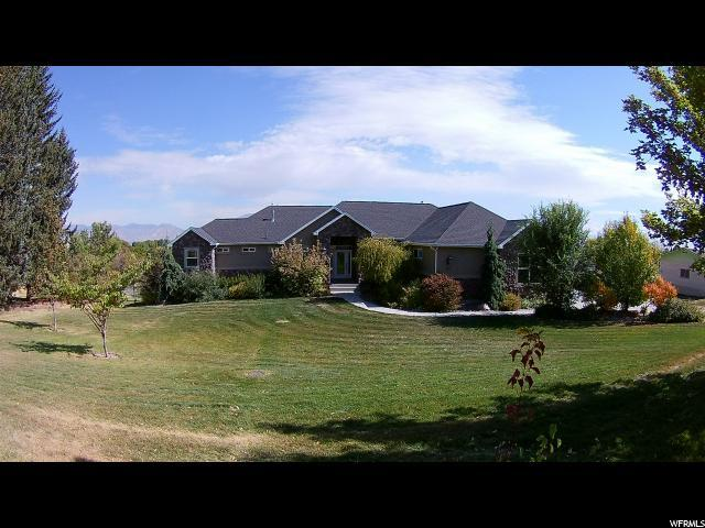 64 N 200 W, Mendon, UT 84325 (#1559274) :: Big Key Real Estate