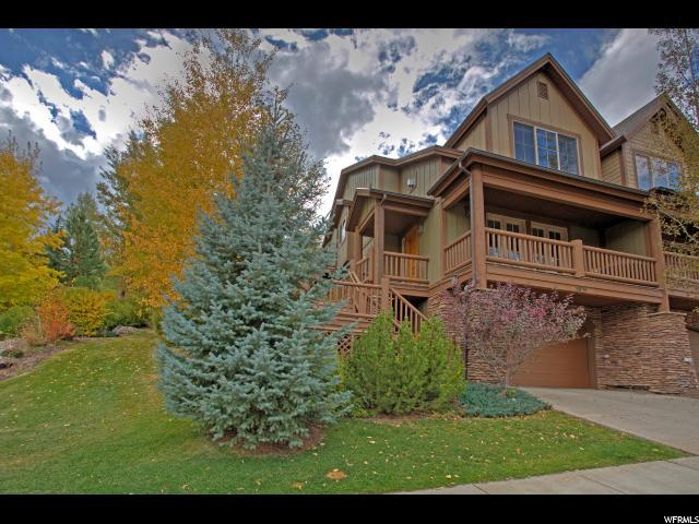 3039 W Canyon Links Dr #25, Park City, UT 84098 (#1559300) :: Big Key Real Estate