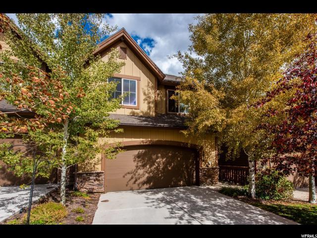 3010 Canyon Links Rd, Park City, UT 84098 (#1559349) :: goBE Realty