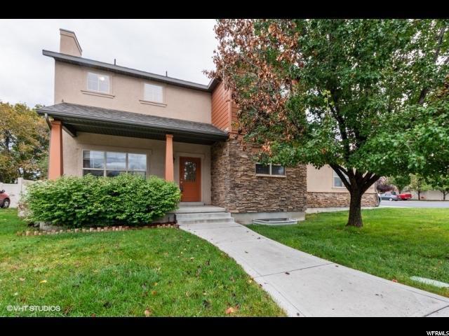 3627 S Designer Ct W, West Valley City, UT 84119 (#1559358) :: RE/MAX Equity
