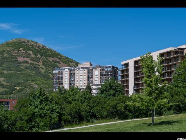 875 S Donner Way #601 Way E, Salt Lake City, UT 84108 (#1559371) :: Big Key Real Estate