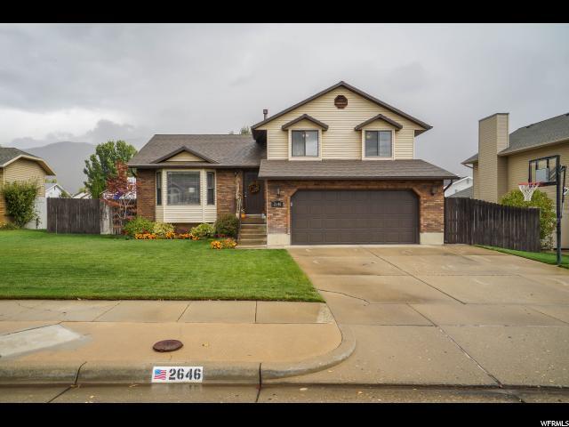 2646 N 1650 E, Layton, UT 84040 (#1559395) :: Bustos Real Estate | Keller Williams Utah Realtors