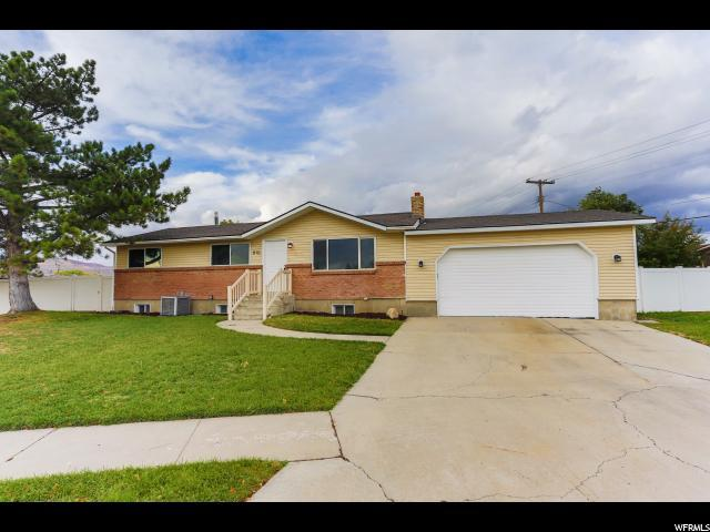 810 N 100 W, Tremonton, UT 84337 (#1559438) :: Big Key Real Estate