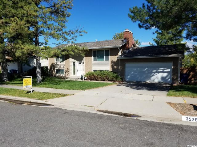 3528 W Harrisonwood, West Valley City, UT 84119 (#1559444) :: Exit Realty Success