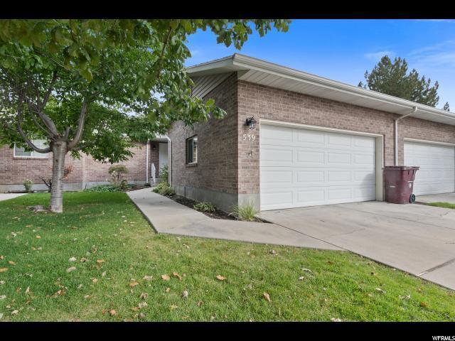 539 S 20 E, Orem, UT 84058 (#1559483) :: Bustos Real Estate | Keller Williams Utah Realtors