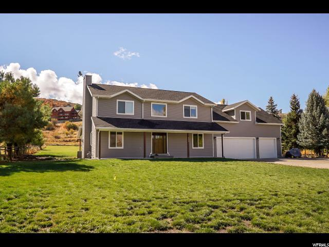 6699 E 950 S, Huntsville, UT 84317 (#1559496) :: Big Key Real Estate