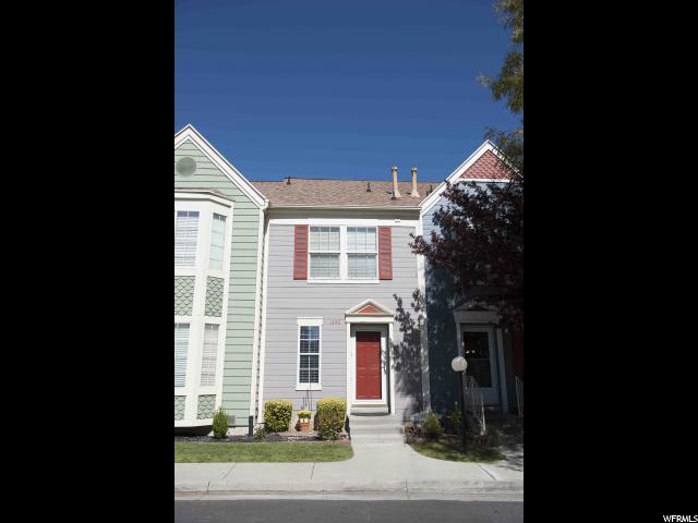 1342 W Telegraph Hl #31, Taylorsville, UT 84123 (#1559517) :: Big Key Real Estate