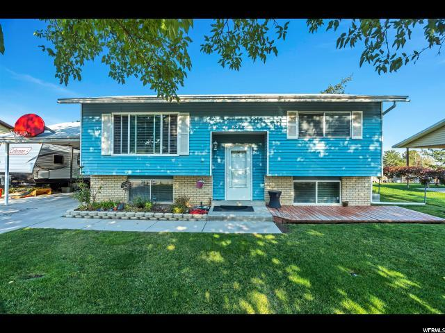 5717 S China Clay Dr, Salt Lake City, UT 84118 (#1559626) :: The Fields Team