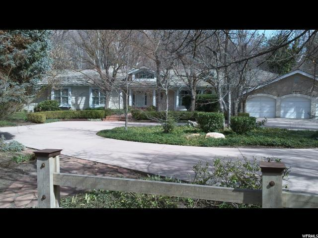 5365 S Cottonwood Ln E, Holladay, UT 84117 (#1559653) :: RE/MAX Equity