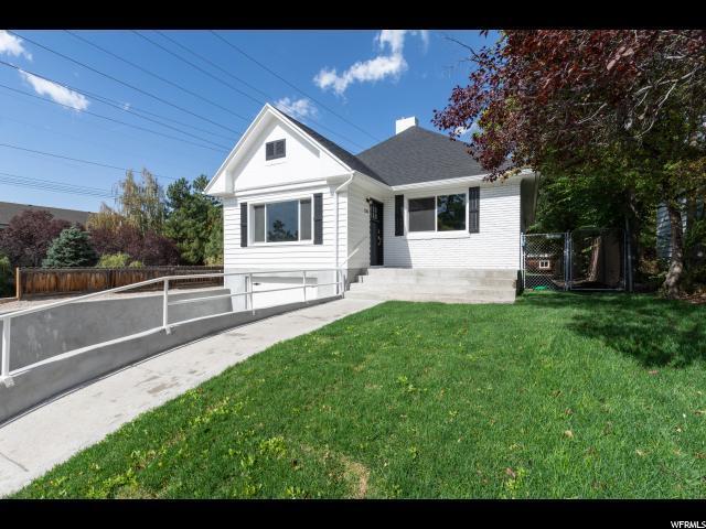 1155 E Whitlock Ave S, Salt Lake City, UT 84106 (#1559664) :: Exit Realty Success
