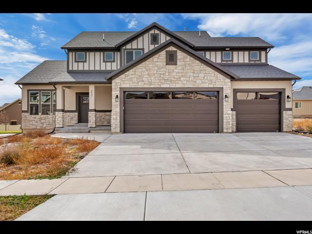573 W Andrews Ln, Saratoga Springs, UT 84045 (#1559685) :: Exit Realty Success