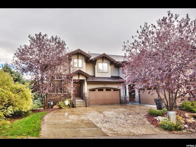 558 N Mountain Springs Drive #7, Midway, UT 84049 (MLS #1559692) :: High Country Properties