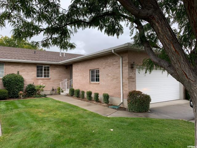 235 N 400 W, Orem, UT 84057 (#1559703) :: Big Key Real Estate