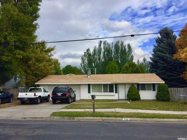 720 S 300 W, Logan, UT 84321 (#1559716) :: Exit Realty Success