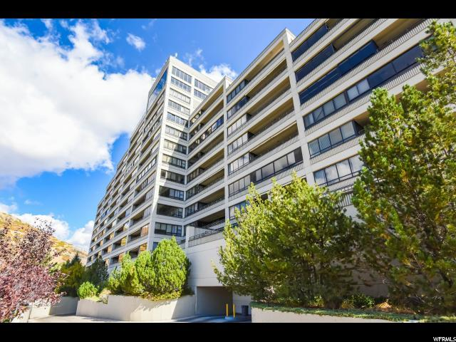 3125 E Kennedy Dr S #209, Salt Lake City, UT 84108 (#1559748) :: goBE Realty