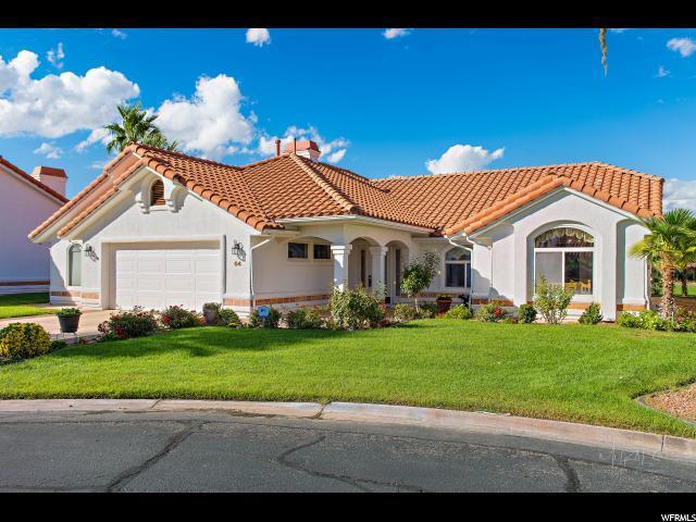 150 S Crystal Lakes Dr. #64, St. George, UT 84770 (#1559782) :: Bustos Real Estate | Keller Williams Utah Realtors