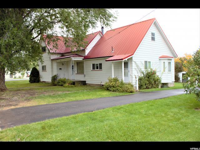 284 W Center St N, Heber City, UT 84032 (#1559783) :: Big Key Real Estate