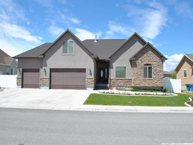 298 S Willow Reed, Lehi, UT 84043 (#1559786) :: Exit Realty Success