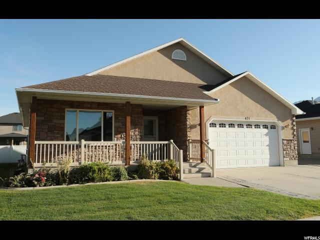 471 E 2820 N, North Logan, UT 84341 (#1559938) :: Big Key Real Estate