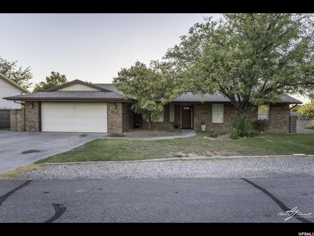 3078 S Spruce Cir, St. George, UT 84790 (#1559942) :: Big Key Real Estate