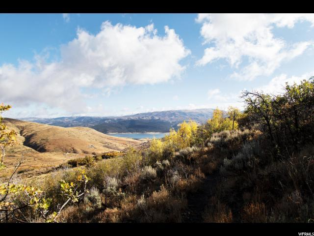 3795 E Rockport Ridge Rd, Park City, UT 84098 (#1560040) :: The One Group
