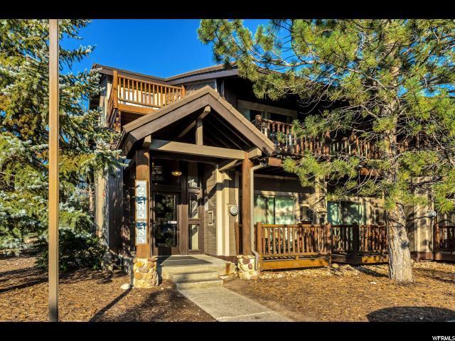 2285 Sidewinder Dr #729, Park City, UT 84060 (#1560054) :: Big Key Real Estate